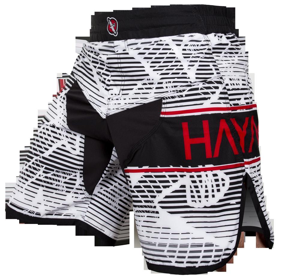Hayabusa Flex fight shorts- White