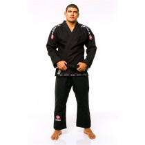 Atama Mundial #9 Black Jiu-Jitsu Gi