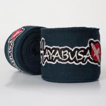 Hayabusa Perfect Stretch Handwraps- Steel Blue