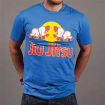 Meerkatsu Dueling Apes T-Shirt