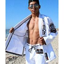 Moya Brand Ivory Tech BJJ Gi- White