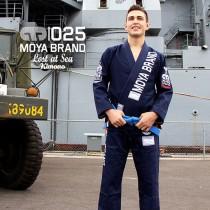 Moya Brand Lost At Sea BJJ Gi- Navy