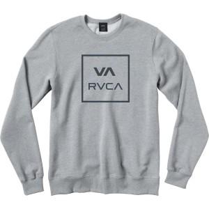 RVCA VA All the Way Sweatshirt-Grey