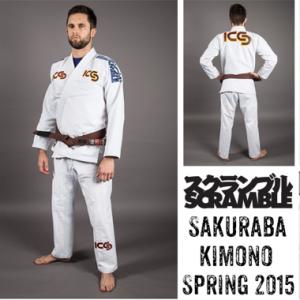 Scramble Sakuraba BJJ Gi