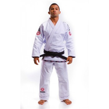 Atama Mundial #9 White Jiu-Jitsu Gi