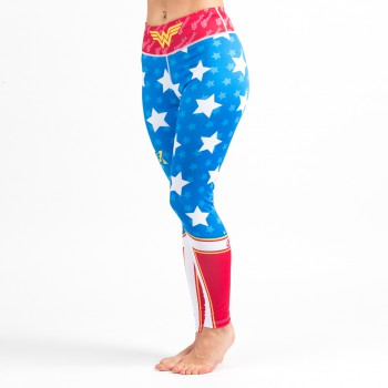Wonder Woman Spats (Tights)