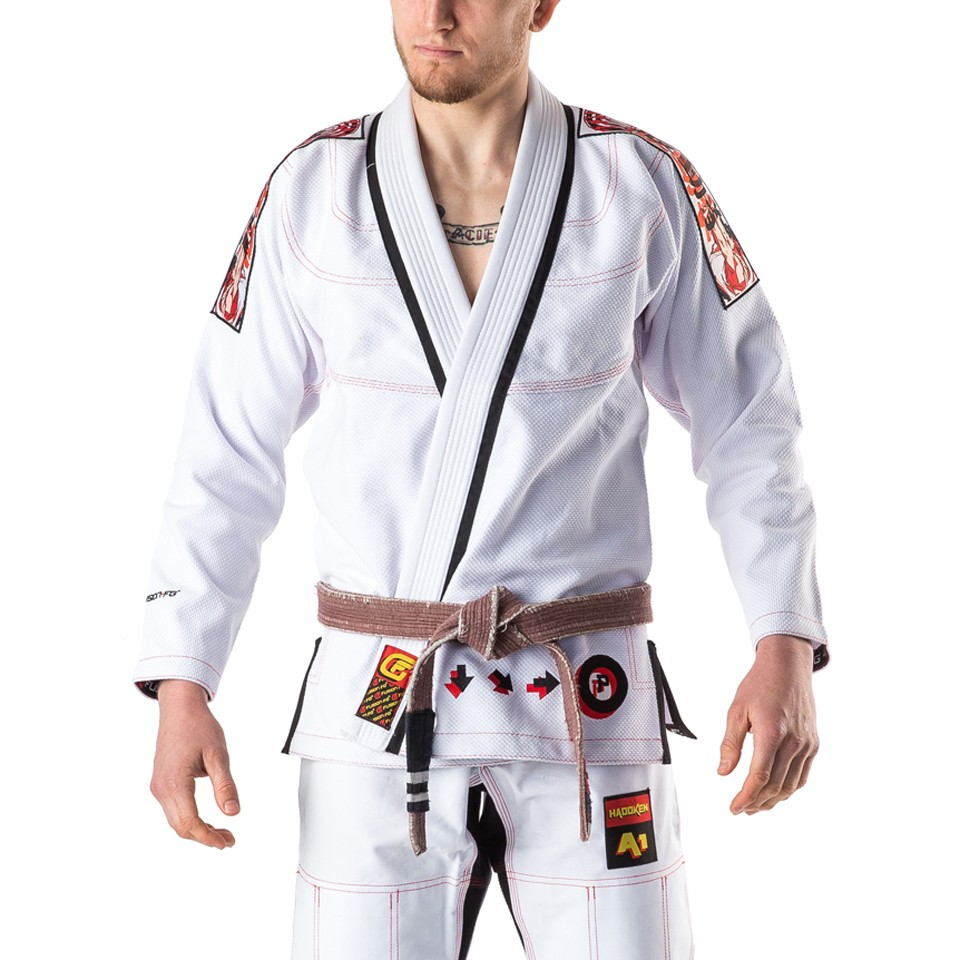 Street Fighter Ryu Hadoken BJJ Gi