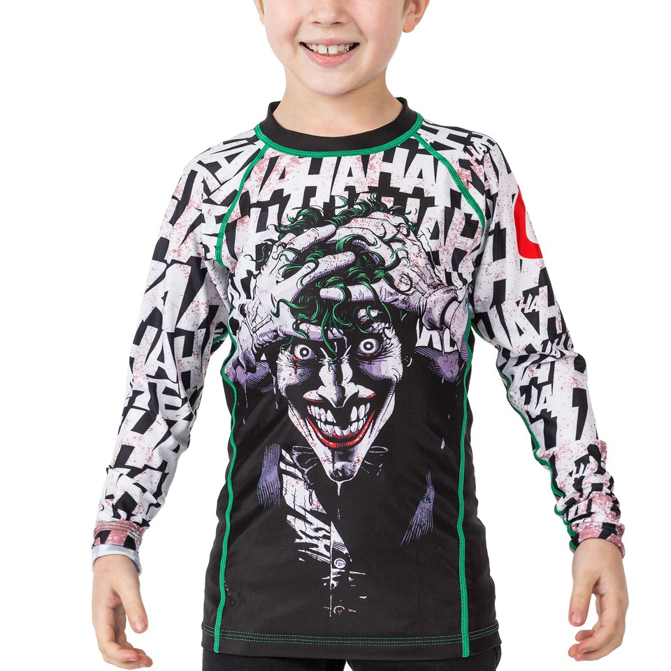 Batman The Killing Joke Kids Rashguard