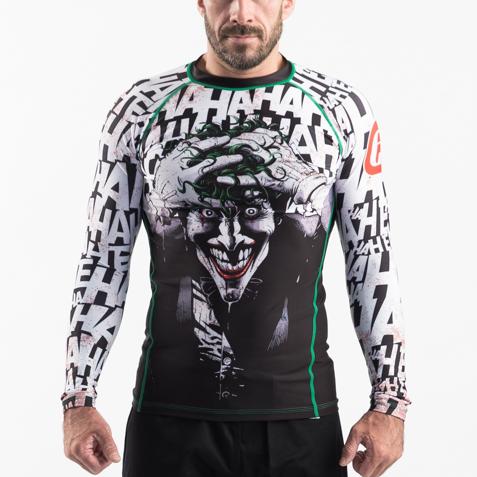 Batman The Killing Joke Rashguard