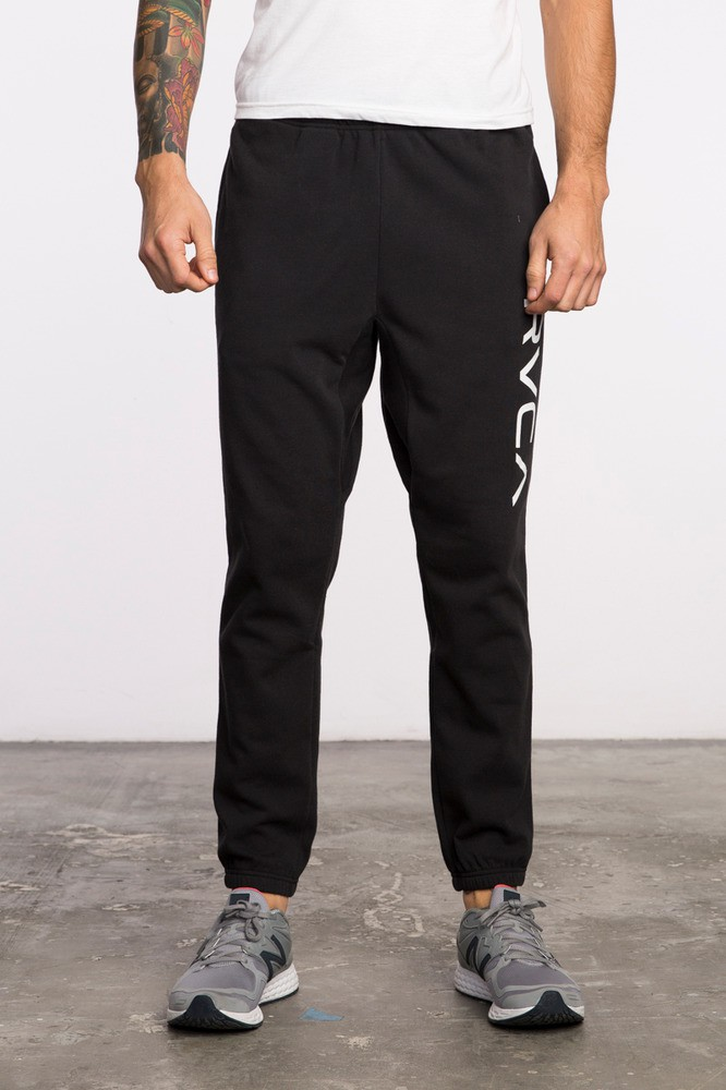 Big RVCA Sweat Pant