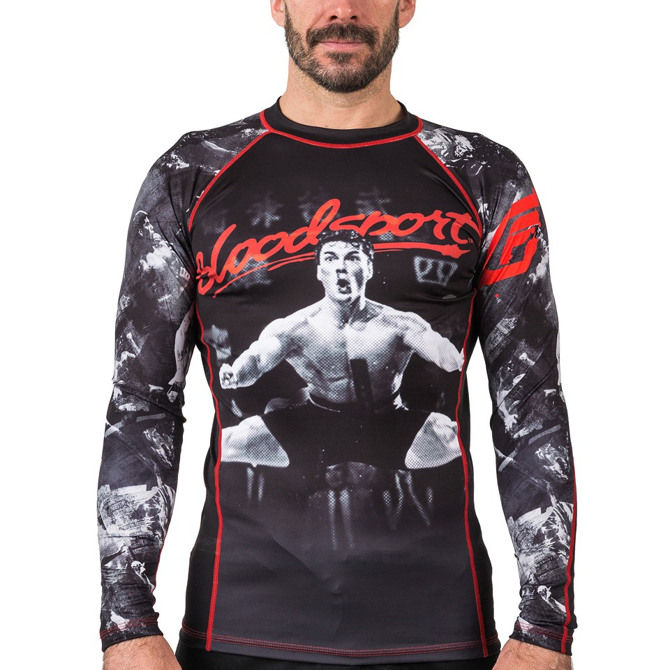 Bloodsport Rash Guard