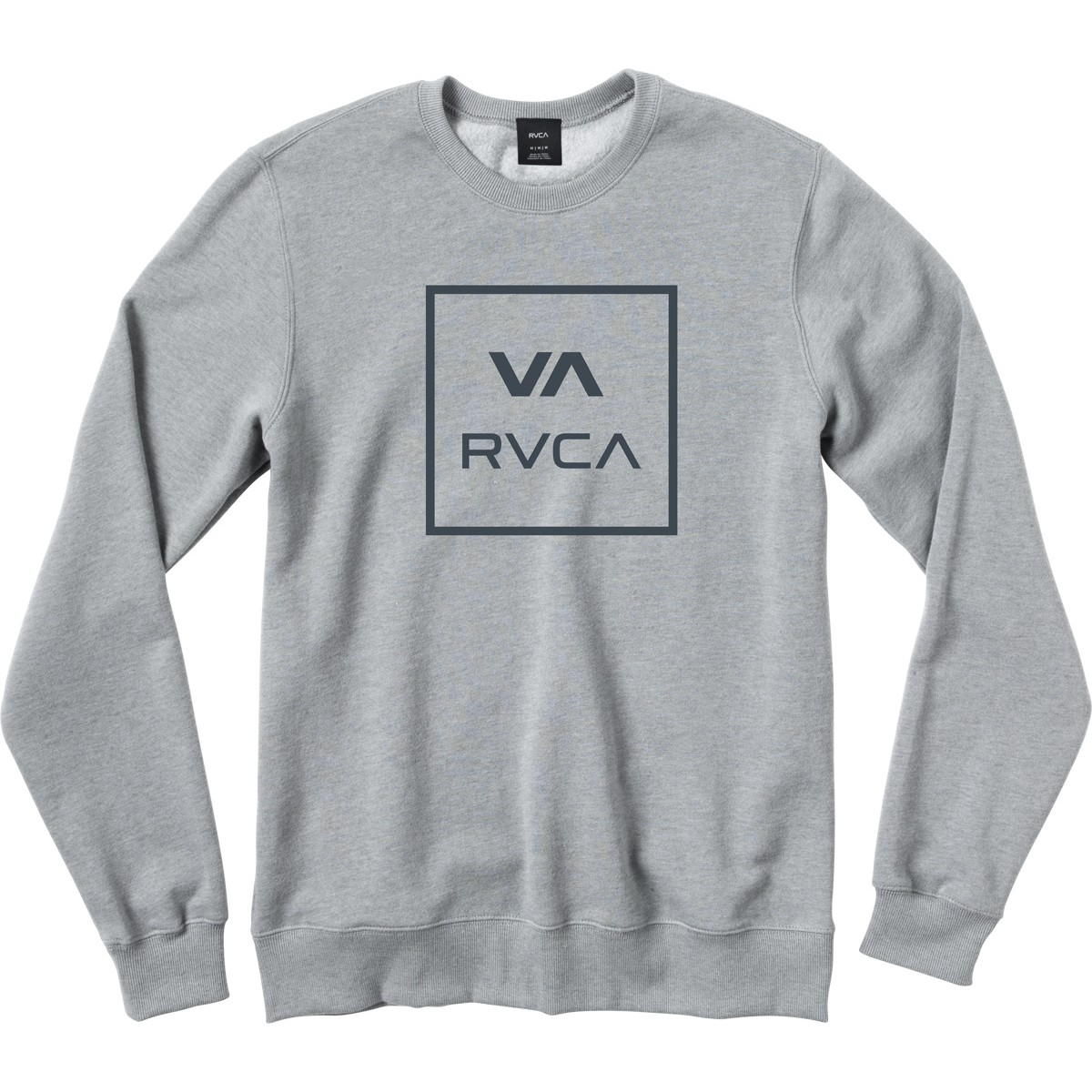RVCA VA All the Way Sweatshirt-Grey