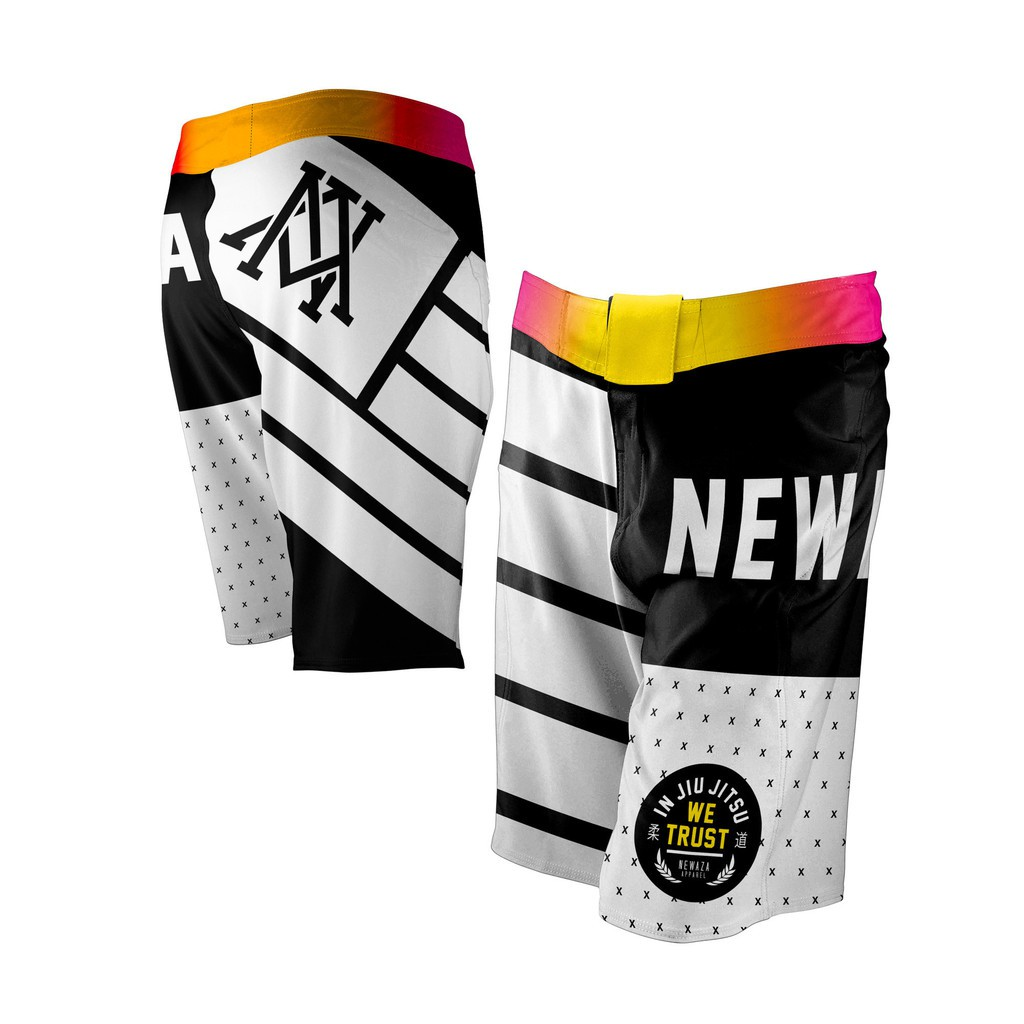 Newaza Trust Fight Shorts