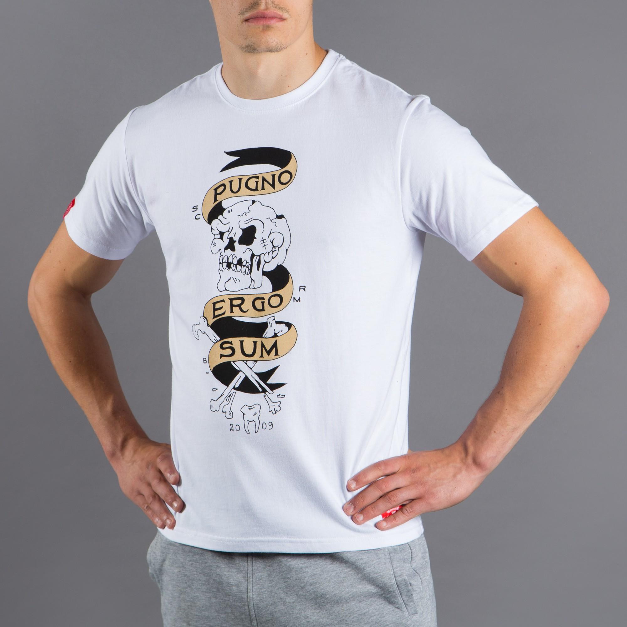 Scramble Pugno Ergo Sum T Shirt