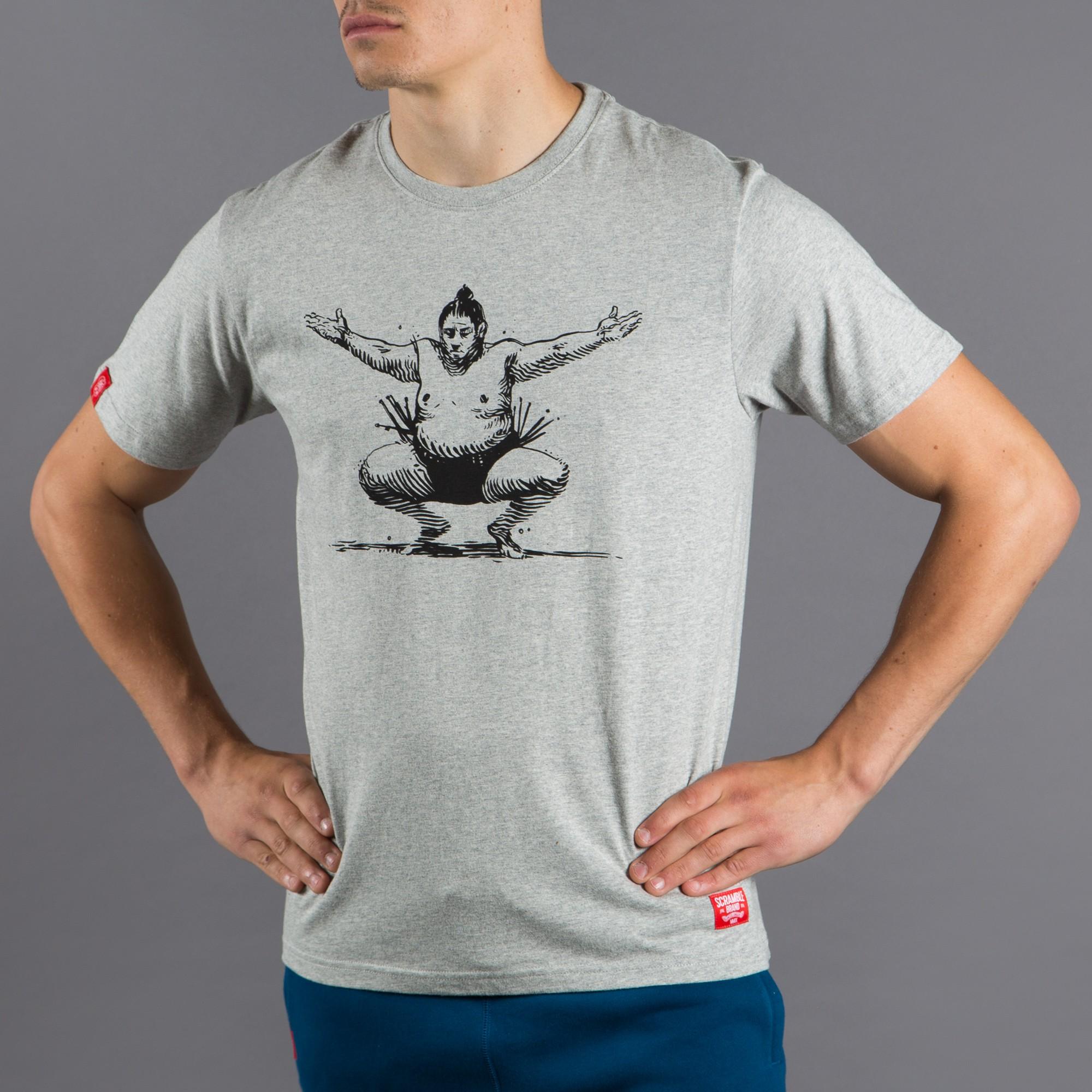 Scramble Sumo T Shirt