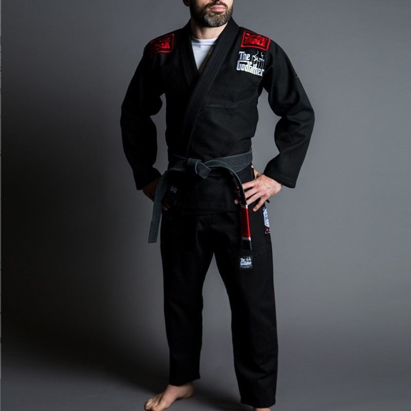 Scramble The Godfather BJJ Gi