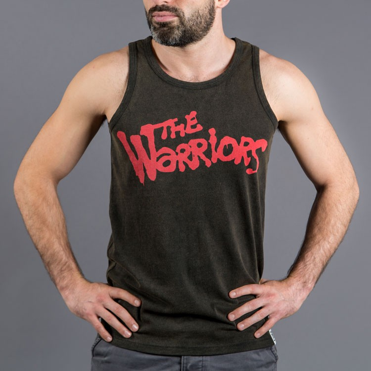 Scramble x The Warriors Tank Top