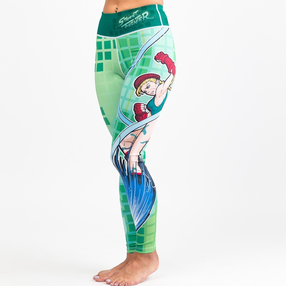 Fusion FG Street Fighter Cammy Women's Leggings Spats