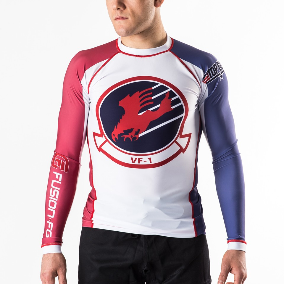 Top Gun Goose Volleyball Rashguard