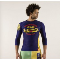 Scramble Bushido Athletics rashguard