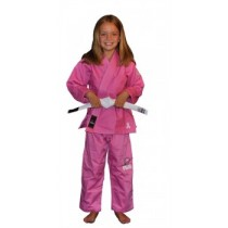 Fuji All Around Kids BJJ Gi- Pink