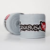 Hayabusa Perfect Stretch Handwraps- Slate Grey