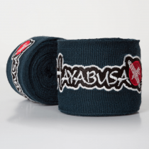 Hayabusa Perfect Stretch Handwraps- Steel Blue