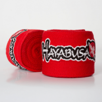 Hayabusa Perfect Stretch Handwraps- Rising Sun Red