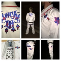 Lucky Gi Dog Fighter BJJ Gi