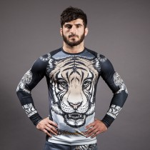 Meerkatsu Midnight Tiger Rashguard
