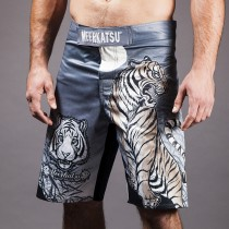 Meerkatsu Midnight Tiger Fight Shorts