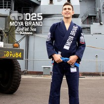 Moya Brand Lost At Sea BJJ Gi- Navy