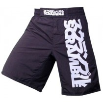Scramble Crossed Swords shorts