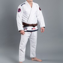 Scramble Athlete V3 BJJ Gi White