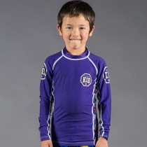 Scramble Kid Rashguard