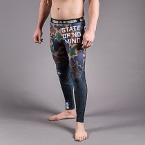 "Scramble ""No Mind"" Camo / Fade Spats"