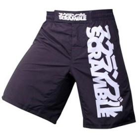 Scramble Crossed Swords shorts