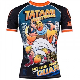 Tatami The Guardeiro rashguard