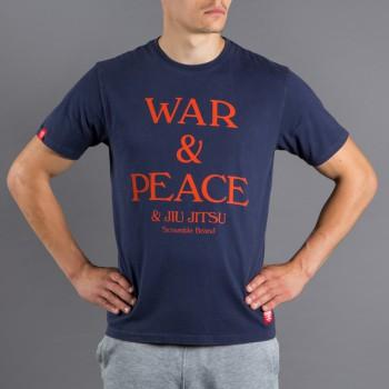 Scramble War and Peace T Shirt