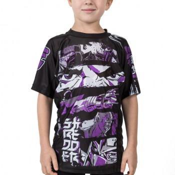Teenage Mutant Ninja Turtles Shredder Rashguard- Kids